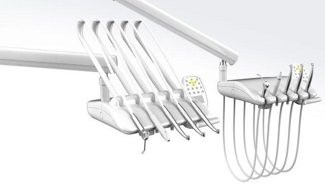 RITTER Ultimate Comfort Smart Dental Ünit - ENSTRUMAN MODÜLÜ