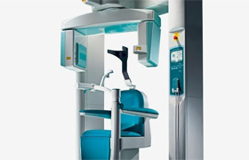 3 Boyutlu Dental Tomografi - 3D Accuitomo 170