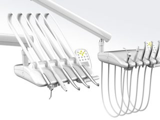 RITTER Ultimate Comfort Smart Dental Ünit – ENSTRUMAN MODÜLÜ