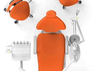 RITTER Ultimate Comfort Smart Dental Unit – TEPE GÖRÜNÜM 2