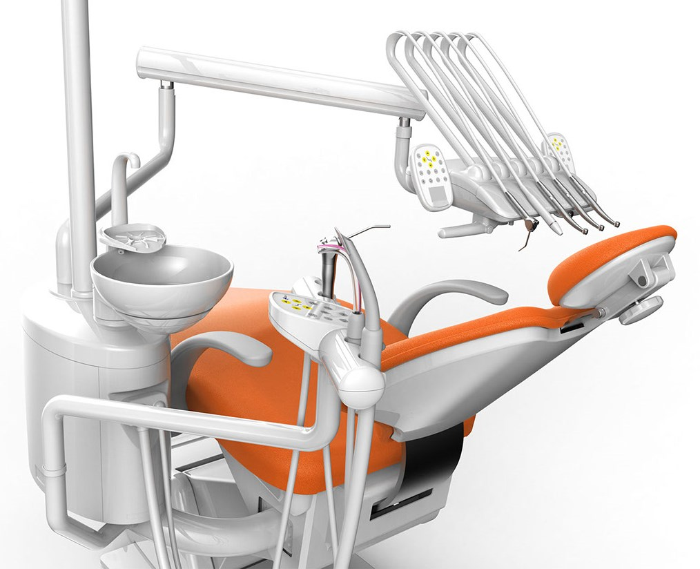 RITTER Ultimate Comfort Smart Dental Unit