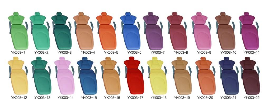 APPLE Dental A-002 Diş Üniti Renk Seçenekleri