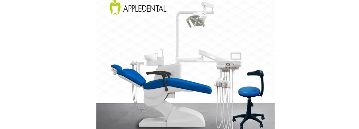 APPLE Dental A-002 Diş Üniti-5