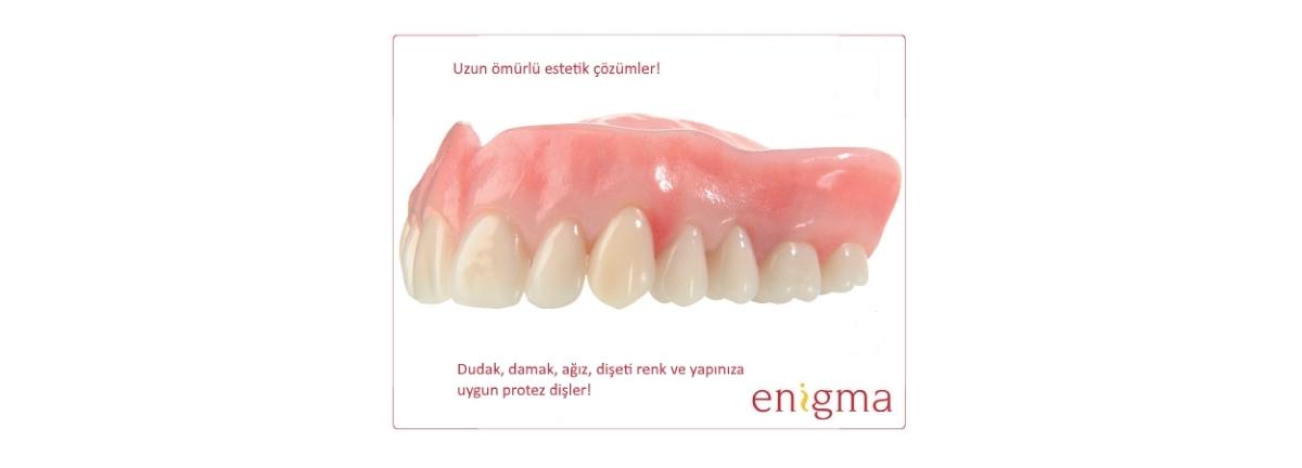 ENIGMA Protez Diş Sistemi