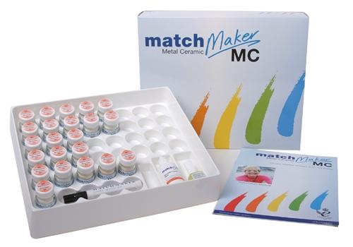 Matchmaker Porseen Diş - MC T serisi
