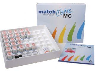 Matchmaker Porselen Diş Sistemi