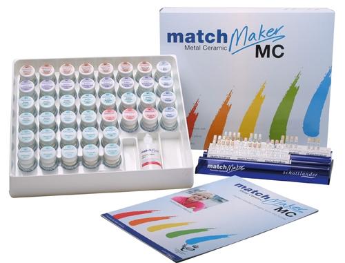 Matchmaker Porselen Diş Sistemi - MC Klasik