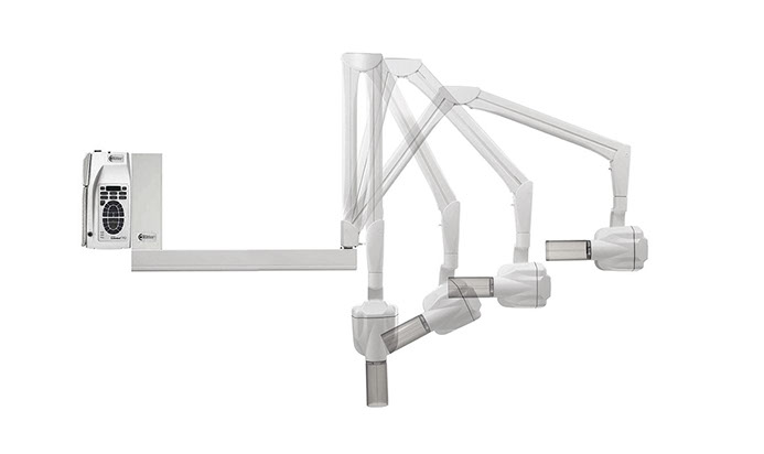 Ritter Leadex 70 Tekerlekli Mobil Periapikal Röntgen Cihazı