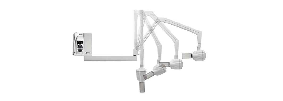 Tekerlekli Mobil Periapikal Röntgen Cihazı